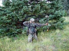 Hunting Guide, Elk Hunting, Bowhunting, Stay Calm, Big Game, Patience, Garden Sculpture, Outdoor Decor, Animals