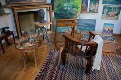 Winston Churchill's Studio, Chartwell