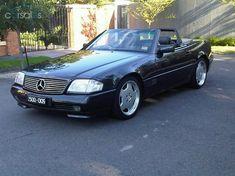 1990 MERCEDES 500SL R129