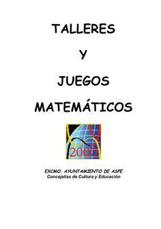 Title: JUEGOS MATEMÁTICOS, Author: Marisol Cardenas Valle, Length: 71 pages, Published: Primary Maths, Primary Education, Primary School, Bilingual Classroom, Math Classroom, Math Projects, School Projects, Algebra, Math Games