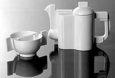 Kazimir Malevich, 'Suprematist Teapot and Cups' 1923