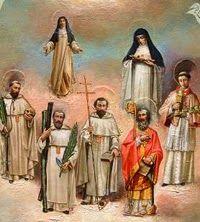 Profecías y  sus Profetas: SANTOS JONAS Y BARAQUICIO - Mártires