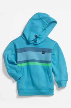 Quiksilver 'Kershaw' Hoodie (Toddler Boys) available at #Nordstrom---black too!
