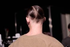 LONDON COLLECTIONS: Backstage at JW Anderson AW13 | Wonderland Magazine