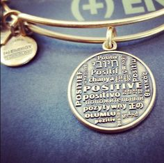 All different ways to say positive in different languages. Just a reminder to ALWAYS stay positive! #alexandani