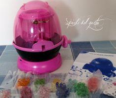Spicchi del gusto: Imaginarium e la I Love My Pearls Machine la macchina per fare gioielli