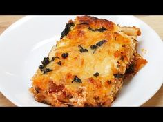 This Recipe For One-Pan Lasagna Is Good AF