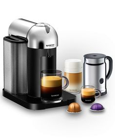 Nespresso - Machine I want this so bad! Strong, amazing espresso and coffee! I'd be so happy every morning
