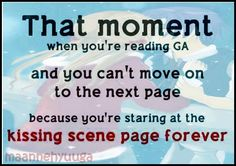 "Lol, so true! When I read that part of Gakuen Alice, I just couldn't turn the page and was thinking ""FINALLY!!!"" xD"