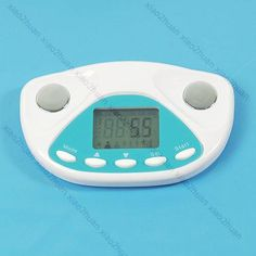 [Visit to Buy] Digital Body Monitor Weight Loss Fat Analyzer Tester N #Advertisement
