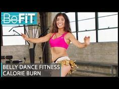 5/20/17 Belly Dance Fitness Calorie Burn Workout: Leilah Isaac - YouTube