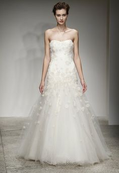 Christos Bridal Fall 2011 - Slideshow