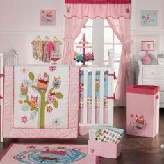 Our future baby girl bedroom possibility :)