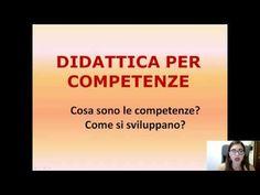 DIDATTICA PER COMPETENZE #prepariamocialFIT - YouTube