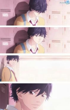 Kou♡ omg if l see a guy like this.... l will go crazy in inside