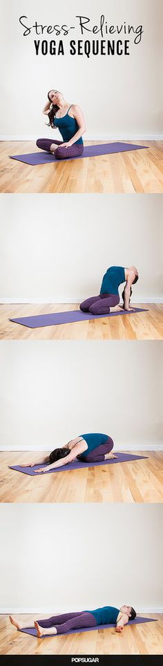 Overdid It on BBQ? Yoga Sequence to Relieve Digestive Woes