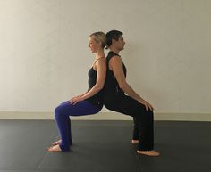 these beginnerlevel yoga poses will bring you even closer