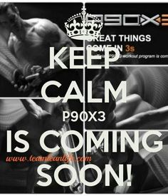 Join my EXCLUSIVE P90X3 Test Group on Facebook today! Message me at Facebook.com/lynda.suttles to join!