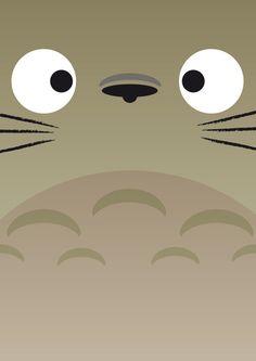 Anime (Pelicula):Mi vecino Totoro Personaje:Totoro