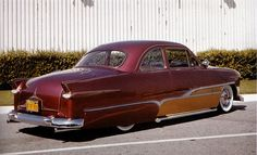 Junior Conway's 1950 Ford