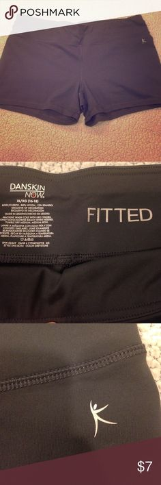Plus Size Women's Workout Shorts EUC. Women's Danskin Now Workout Shorts. Dri-more material. Spandex-like shorts. Size XL (16-18). Check out my other listings for bundle deals! Danskin Now Shorts