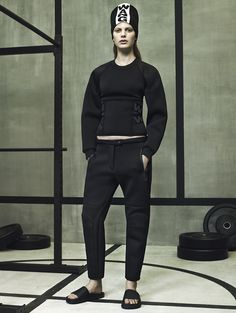 Alexander Wang x H&M collection #ALEXANDERWANGxHM