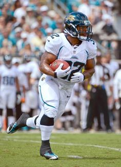 Maurice Jones-Drew, who is recovering from foot surgery, is getting up there in years (28), but he doesn't have as much wear on his tires as other backs his age. When healthy, his level of production throughout his career is as good as virtually any other active back and he will remain the focal point of the Jaguars' offense. If he's healthy in the preseason, MJD could be a bargain in the second round. (Phelan M. Ebenhack/AP)