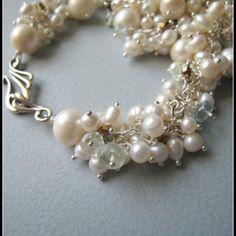 COUTURE Marchesa necklace - Fine & sterilng silver | essentials - Jewelry on ArtFire