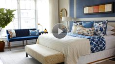 Give Your Bedroom a Luxe Touch