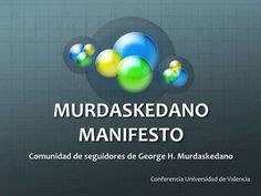 murdaskedano manifiesto by murdaskedano via Slideshare