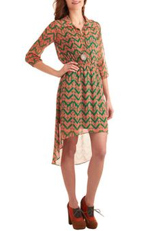 Tropical Tradition Dress
