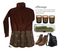 shein by credentovideos on Polyvore featuring polyvore fashion style Fendi D.L. & Co. clothing