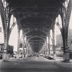 This picture is a famous bridge in Harlem, New York. Harlem is the largest black urban community. The city suffered from overcrowding, unemployment, and poverty. Harlem was the home literary and artistic revival. The Harlem renaissance of course happened in Harlem which helped to create a distinctive African American culture in the U.S. The movement was led by middle-class African Americans.