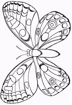 трафареты бабочек своими руками Butterfly Quilt, Butterfly Drawing, Butterfly Template, Butterfly Embroidery, Butterfly Pattern, Butterfly Wings, Monarch Butterfly, Insect Coloring Pages, Butterfly Coloring Page