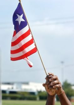 August 24 – Flag Day in Liberia