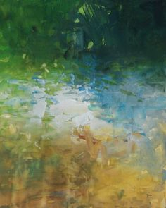 Original artwork from artist Randall David Tipton on the Daily Painters Gallery Art Painting Gallery, Art Gallery, Abstract Landscape, Abstract Art, Original Artwork, Original Paintings, Art Paintings, Daily Painters, Trout
