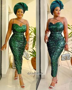 Aso Ebi Creativity to the Nigerian Lace Styles, Aso Ebi Lace Styles, African Lace Styles, Short African Dresses, Lace Dress Styles, Latest African Fashion Dresses, African Inspired Fashion, African Print Fashion, Boyfriend Jeans Kombinieren