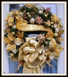Luxury Christmas Wreaths