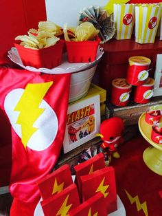 The Flash   CatchMyParty.com