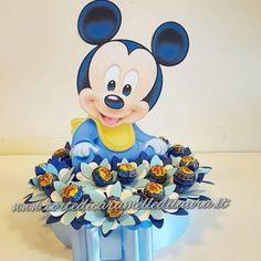 """5 piccoli sacchetti di zucchero Set /_ Schultüte /""""Disney-MICKEY MOUSE//TOPOLINO/"""""""