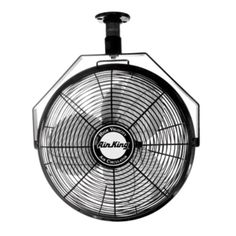 Special Offers - Air King 9718 18-Inch Industrial Grade Ceiling Mount Fan - In stock & Free Shipping. You can save more money! Check It (April 10 2016 at 07:44AM) >> http://ceilingfansusa.net/air-king-9718-18-inch-industrial-grade-ceiling-mount-fan/