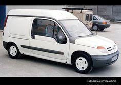 Renault Kangoo Prototype