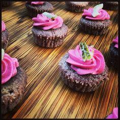Blackberry lime cakes | Tender Greens #tgpastry