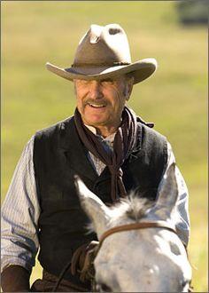 NEW YORK Actor Robert Duvall got into life in the West as a child, when he'd visit his uncle in northern Montana and hang out with ranch hands. He has loved Westerns ever since. In Trail, directed by Walter Hill Hours), Duvall plays a gruff. Lonesome Dove Quotes, Cowboy Action Shooting, Robert Duvall, Tv Westerns, Movies Playing, Western Movies, Great Films, Cowboy And Cowgirl, Old West
