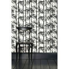 Papier peint Bamboo Farrow and Ball 135€ TTC 3 coloris Vendu en rouleau de : 10 mètres Laize/Largeur : 53 cm Raccord vertical : 40,1  cm *