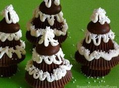Reese's Christmas Trees Recipe