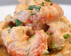 Crawfish Remoulade Salad