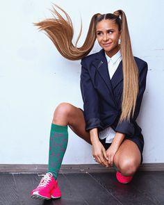 Camila Gallardo, Cool Hairstyles, Celebrities, Hair Styles, Sexy, Beautiful, Amazing Hair, Moonlight, Singers