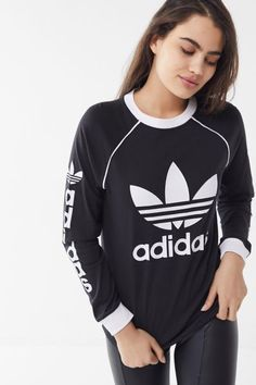 3bb04ac6 Women's New Arrivals. adidas Originals OG Long Sleeve Tee | Urban Outfitters