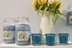 Yankee Candle Ostern / Easter 2017 - Happy Spring